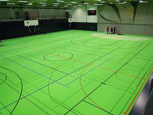 Sporthalle Detmold
