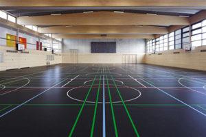 Sporthalle Michelstadt