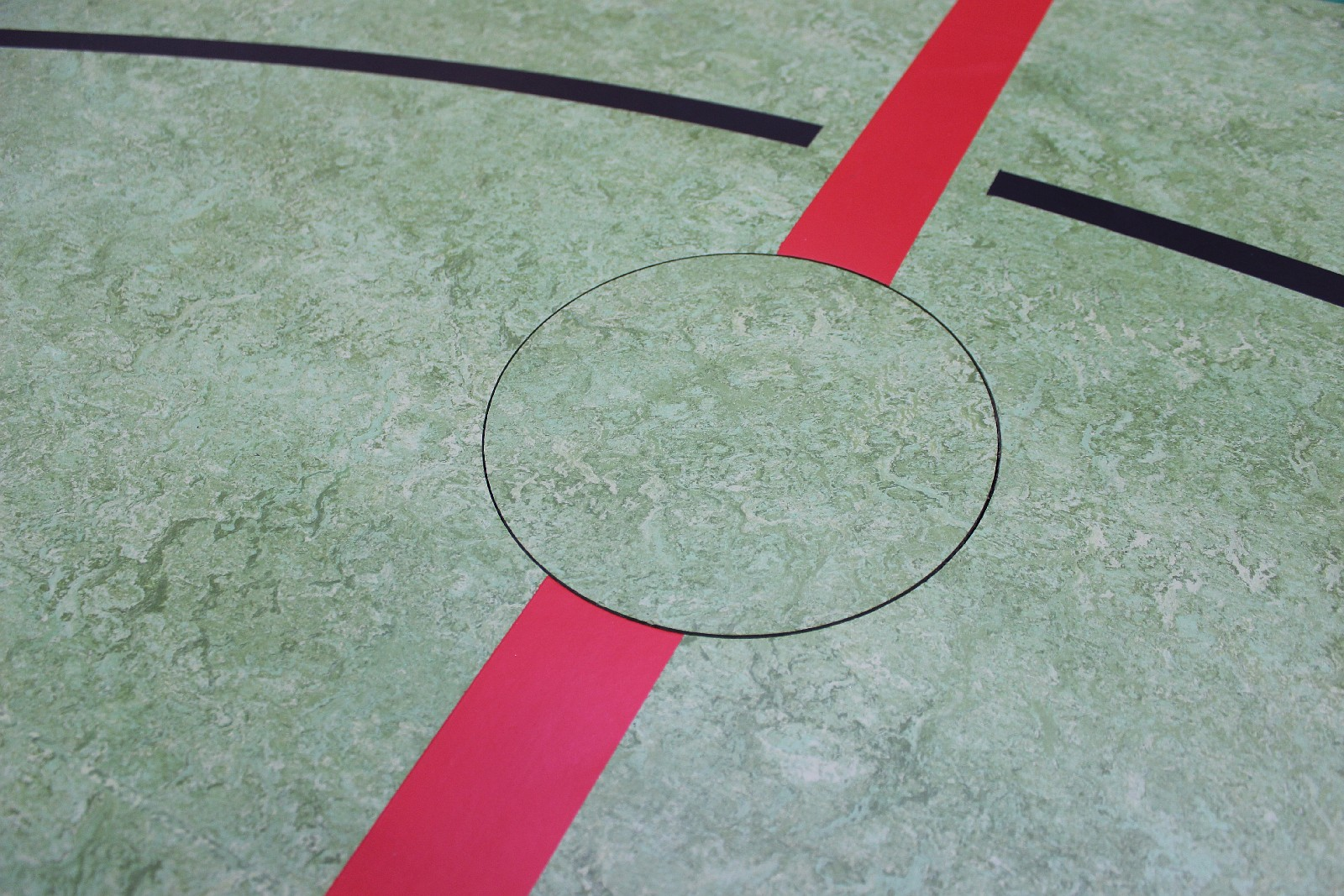 SBS Rahmen und Deckel mit umlaufender Gummidichtung