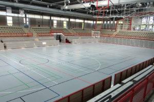 Sporthalle Flensburg