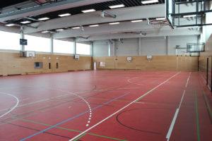 Sporthalle Hürth