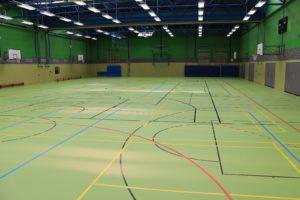 Sporthalle Wilhelmshaven