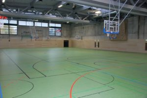 Sporthalle Moers