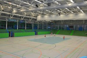 Sporthalle Wuppertal