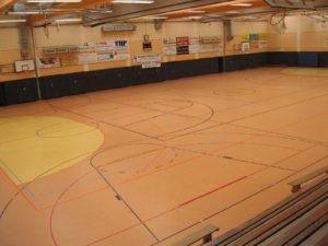 Sporthalle Rotenburg