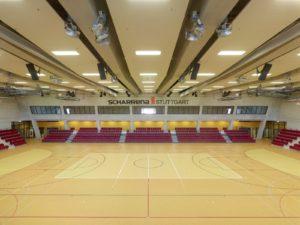 Sporthalle Stuttgart