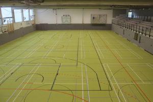 Sporthalle Celle
